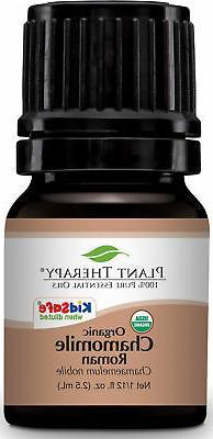 Plant Therapy Chamomile Roman Organic Essential Oil 2.5 mL 1