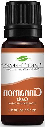 Plant Therapy Cinnamon Cassia Essential Oil. 100% Pure, Undi