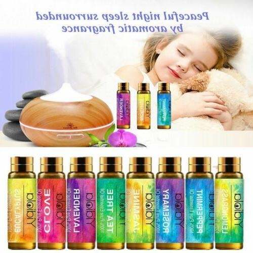 Essential Natural Oil Aroma