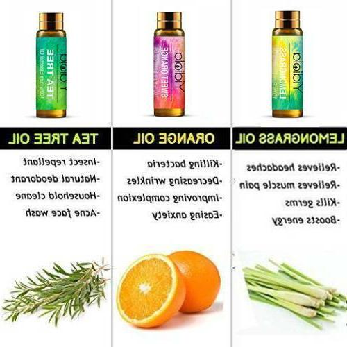 Essential Oils Natural Oil Fragrance Aroma