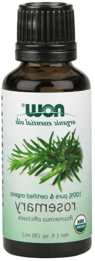 NOW Foods Essential Oils Rosemary -- 1 fl oz