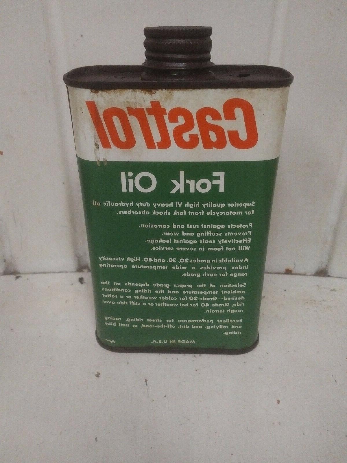 Castrol Oil - Metal