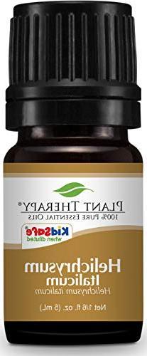 Helichrysum italicum Essential Oil. 5 ml . 100% Pure, Undilu