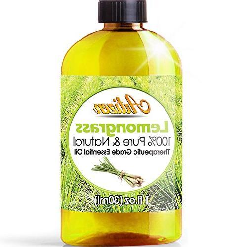 Artizen Lemongrass Essential Oil  Therapeutic Grade - Huge 1