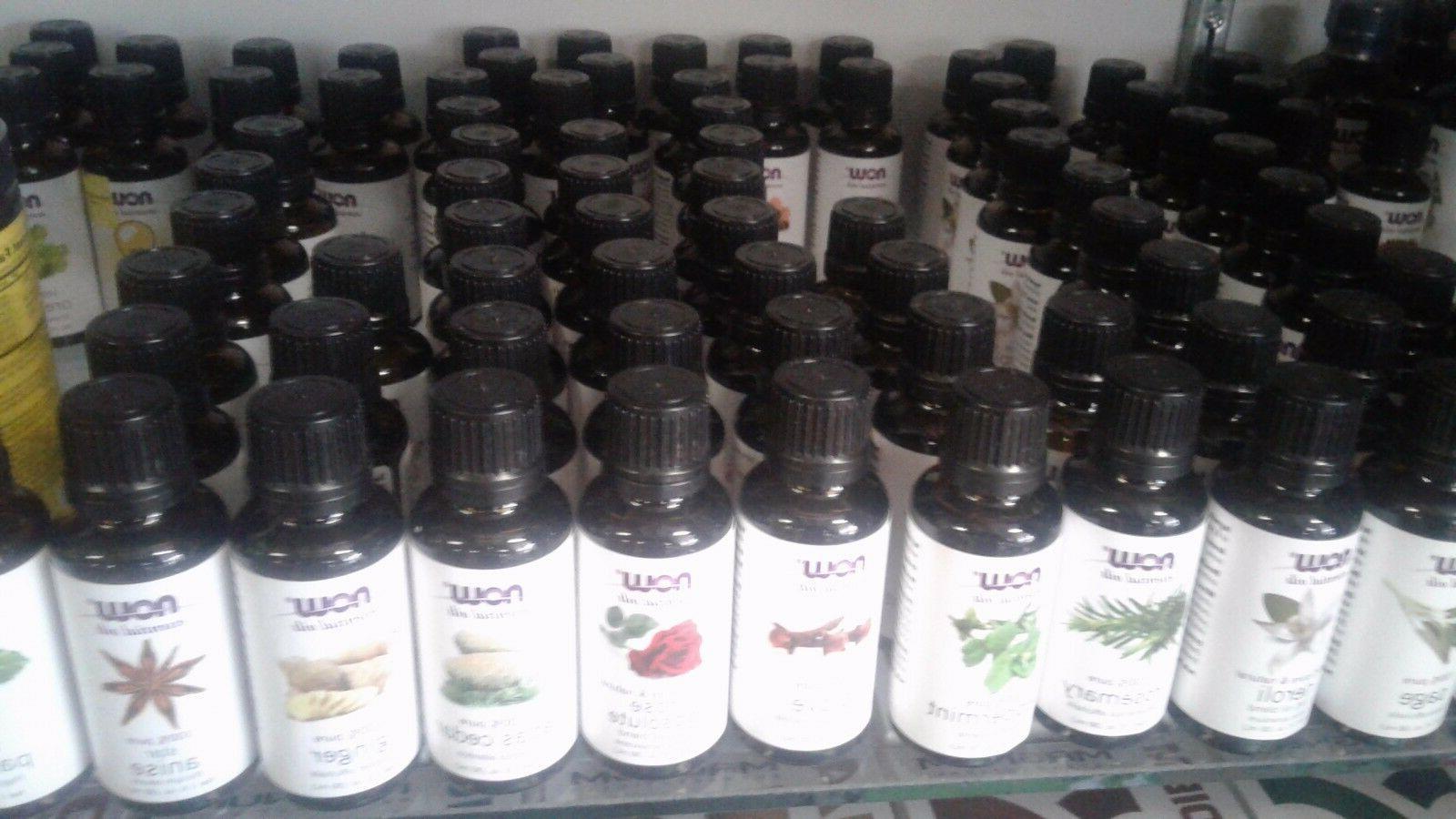 NOW Burner Oils Improve Mood Health