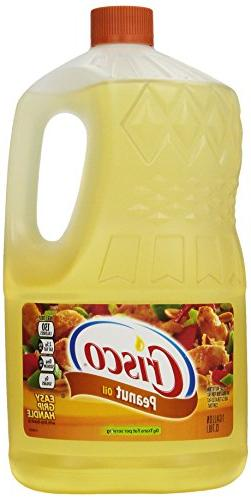 Crisco Pure All Natural Peanut Oil, 1 gal