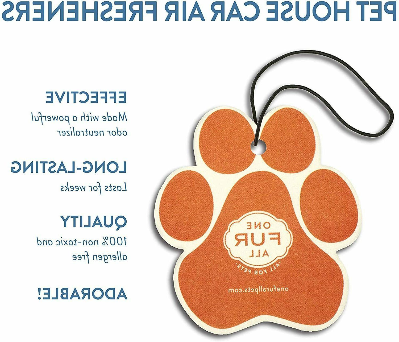 Pet House Freshener, Pack – Sage - Non-Toxic