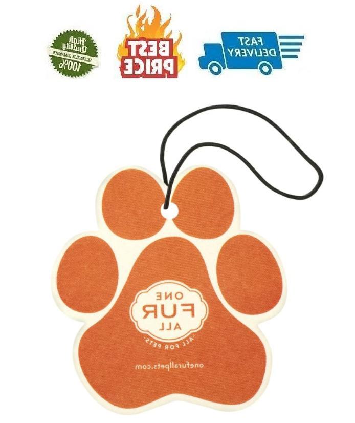pet house car air freshener pack of