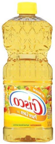 Crisco Pure Corn Oil, 48-Ounce