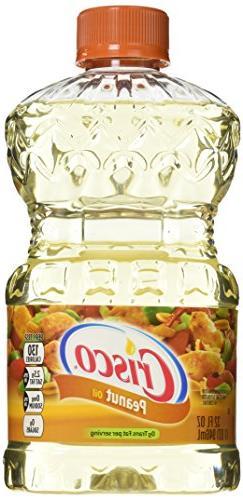 Crisco Pure Peanut Oil, 32 oz