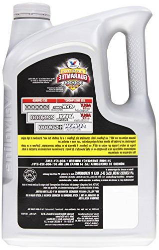 Valvoline SynPower 5W-20 Synthetic 5qt