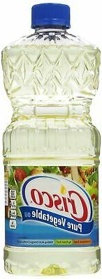 Crisco Pure All Natural Vegetable Oil, 48 oz
