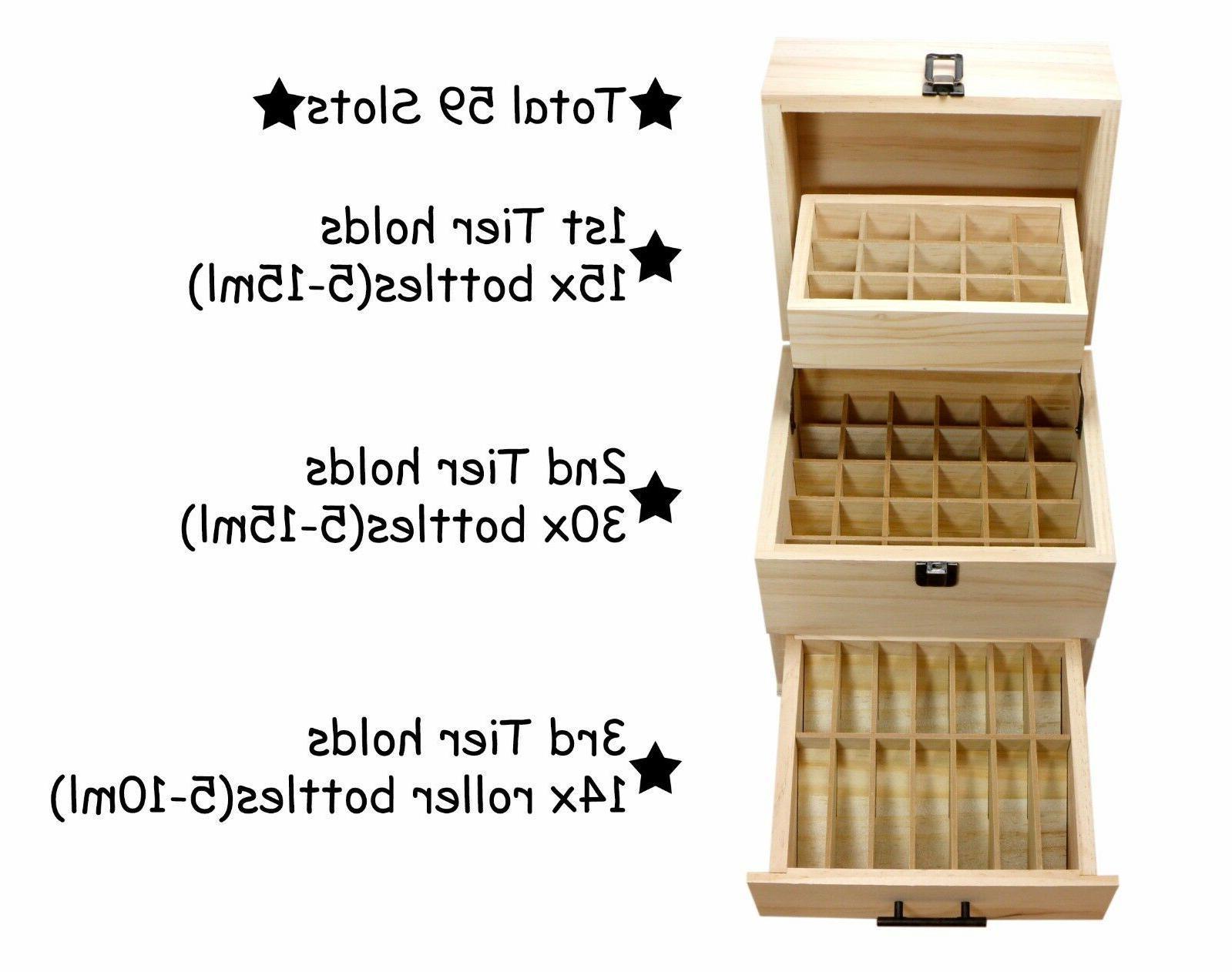 SXC Organizer 3 Storage Case