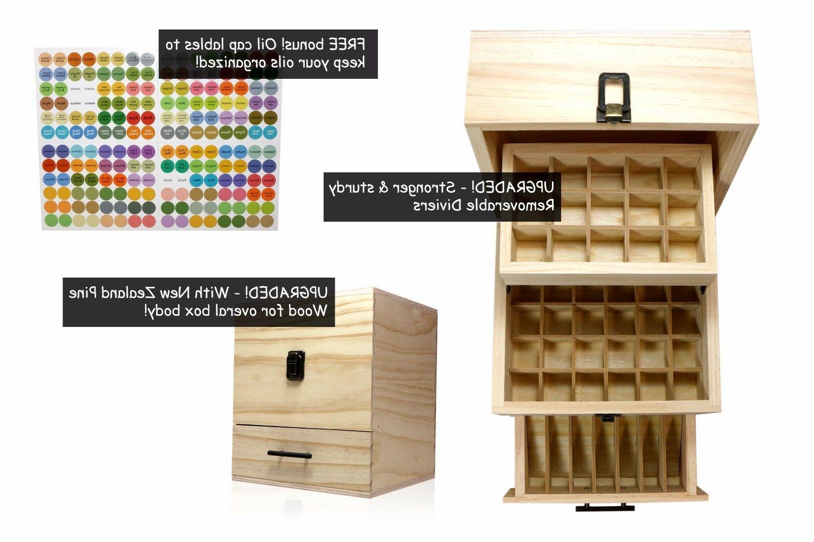 SXC Oil Organizer - Storage Case