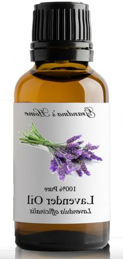 Lavender Essential Oil - 30 mL 100% Pure and Natural Free Sh
