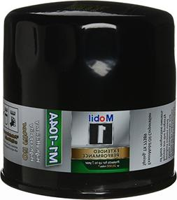 Mobil 1 M1-104A Extended Performance Oil Filter, Pack of 2