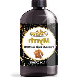 Artizen Myrrh Essential Oil  Therapeutic Grade - Huge 1oz Bo