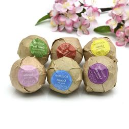 Natural Bath Bombs Balls Bath Products Essential Oil SPA Whi
