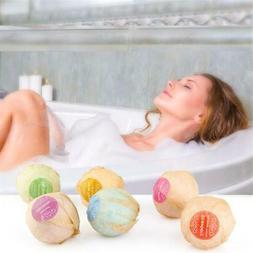 Natural Bath Bombs Bubble  products Essential Oil Handmade