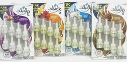 New Glade PlugIns Scented Oil Refills various scents Pick Yo