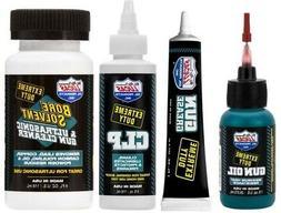 Lucas Oil Extreme Duty Gun Needle Oiler, Grease, CLP, Bore S