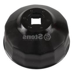 Stens Oil Filter Wrench / 65/67mm 14 Flute  750-164