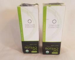 Organic Castor Oil USDA Certified Hair Regrowth Tonic Energi