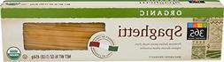 365 Everyday Value, Organic Spaghetti, 16 Ounce