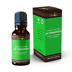 Best Peppermint Essential Oil By Sky Organics-100% Organic,