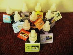 YANKEE CANDLE PLUG IN OIL REFILLS -YOU CHOOSE - DISCOUNT ON