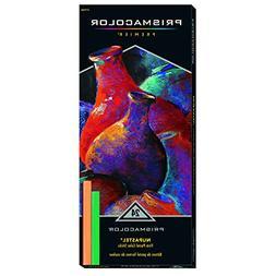 Prismacolor Premier NuPastel Firm Pastel Color Sticks, 24 Pa