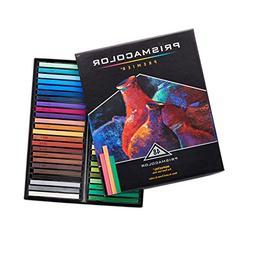 Prismacolor 27051 Premier NuPastel Firm Pastel Color Sticks,
