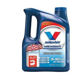 Valvoline Premium Blue SAE 15W-40 Heavy Duty Motor Oil - 1 G