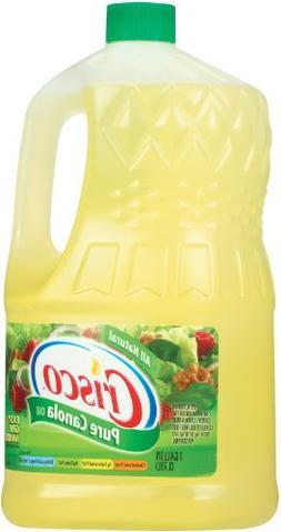 Crisco Pure Canola Oil, 1 Gallon