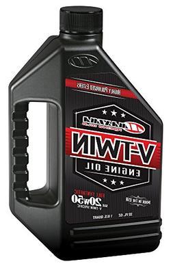 Maxima Racing Oils 30-11901 20w50 V-Twin Full Synthetic Engi