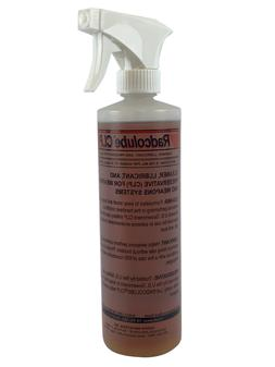RADCOLUBE ® CLP  1 PINT BOTTLE w/ Sprayer -MIL-PRF-63460F T