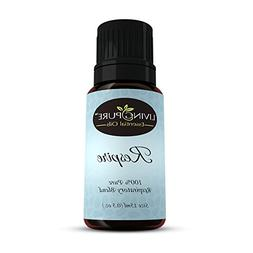 #1 Respiratory Essential Oil & Sinus Relief Blend - Supports
