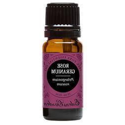 Rose Geranium Pure Therapeutic Grade Essential Oil, 10ml