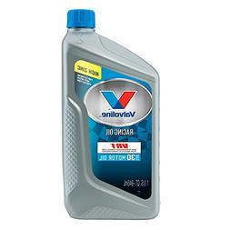 Valvoline SAE 30 VR1 Racing Motor Oil - 1qt