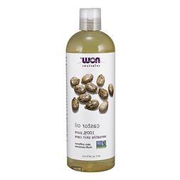 NOW Solutions Castor Oil, 100 % Pure, 80 fl oz