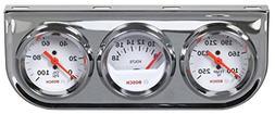 Bosch SP0F000046 Style Line 2 Triple Gauge Kit