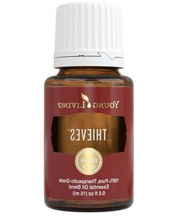 Thieves Essential Oil Blend by Young Living, 15 ml Topical a